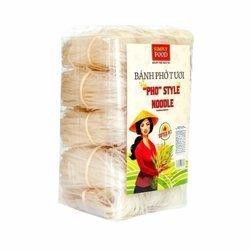 Świeży makaron ryżowy 4mm SIMPLY FOOD 1kg/opak    Pho Tuoi La Bo De 4mm 1kg/opak x 8opak/krt