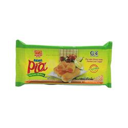 Ciasteczka PIA o smaku fasoli mung oraz duriana 275g | BÁNH PÍA ĐAU XANH -  SẦU RIÊNG 275g x 30/krt (  91206)