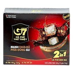 Kawa rozpuszczalna G7 16gx24szt | Cafe Den Da G7 16gx24szt