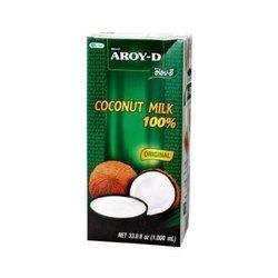 Mleczko kokosowe AROY-D  1L  | Nuoc Cot Dua AROY-D 1Lx12szt/krt