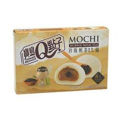 Mochi z herbatą mleczną TAIWAN DESSERT  210g | Mochi Hop Vi Tra Sua 210g x 24szt/kst