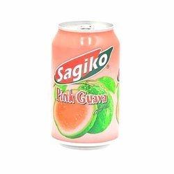 Napój z różowej guawy SAGIKO 320ml  | Nuoc Oi SAGIKO 320mlx24szt