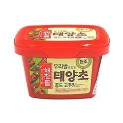 Pasta chilli Sempio  500g | Tuong ot Han Sempio cap do cay 3 500g x 20szt/krt