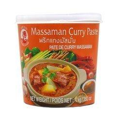Pasta curry massaman 1kg   Curry Massaman 1kgx12szt/krt