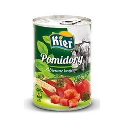 Pomidory obierane KIER 2500g | Ca Chua Muoi Ca Qua KIER 6szt/2500g