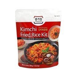Smażony ryż z kimchi JONGGA 300g  | Com Rang Kimchi JONGGA 300g x 20szt/krt