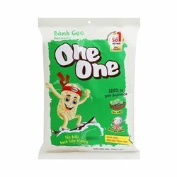 Wafle ryżowe Cheese ONE ONE 118g | Banh Gao Tao Bien 118g