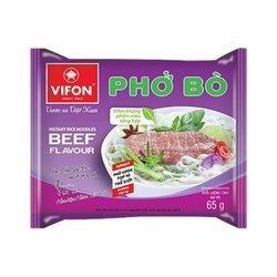 Zupa błyskawiczna o smaku  wołowiny VIFON 65g  | Pho Bo VIFON 65gx30szt