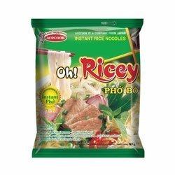 Zupa błyskawiczna pho z wołowiną  Oh! Ricey 63g x 30szt/krt | Pho Bo Oh! Ricey  63g x 30szt/krt