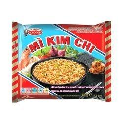Zupka błyskawiczna kim chi z owocami morza 75g/opak x 30opak/krt | Mi Kim Chi Hai San 75g/opak x 30opak/krt